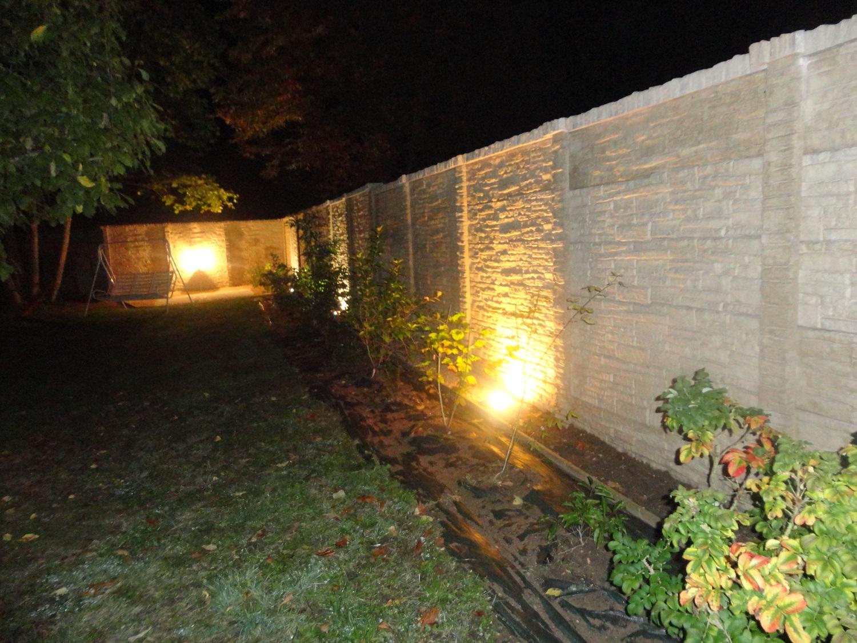Am nagement cl ture mur b ton - Cloture beton imitation pierre ...